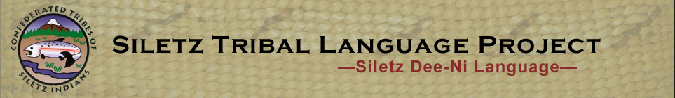 Siletz Tribal Language Project